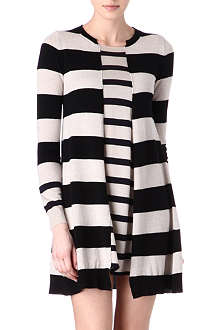 STELLA MCCARTNEY Knitted striped dress
