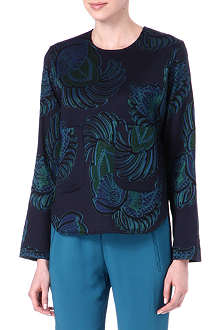 STELLA MCCARTNEY Jacquard top