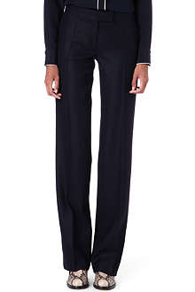 STELLA MCCARTNEY Jasmine wool trousers
