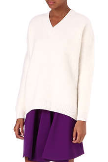 STELLA MCCARTNEY V-neck knitted jumper
