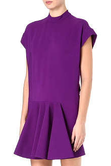 STELLA MCCARTNEY Flared-panel dress