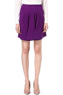 STELLA MCCARTNEY Flared-panel knitted skirt