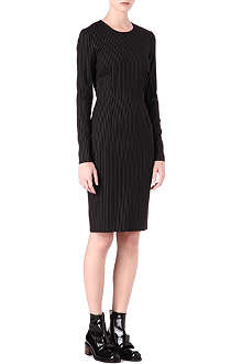 STELLA MCCARTNEY Pinstripe dress