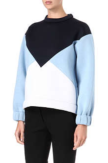 STELLA MCCARTNEY Neoprene sweatshirt