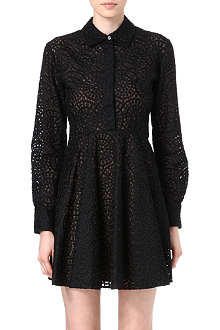 STELLA MCCARTNEY Lace shirt dress