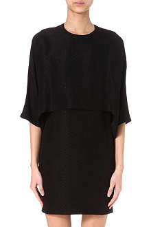 STELLA MCCARTNEY Python jacquard dress