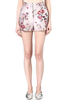 STELLA MCCARTNEY Warwick floral shorts