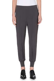STELLA MCCARTNEY Cuffed jogging bottoms
