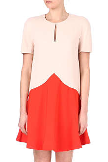 STELLA MCCARTNEY Two-tone dress