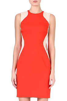 STELLA MCCARTNEY Contour-panel dress