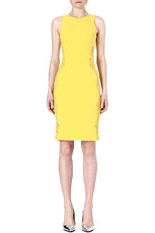 STELLA MCCARTNEY Lace-insert dress