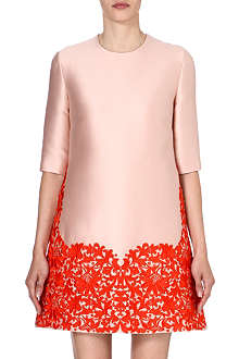 STELLA MCCARTNEY Lace-trim dress