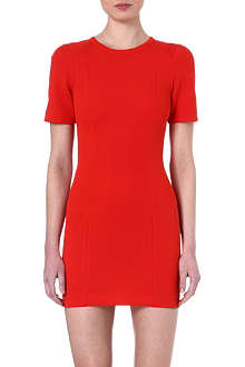 STELLA MCCARTNEY Panelled stretch-jersey dress