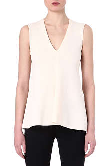 STELLA MCCARTNEY V-neck jersey top