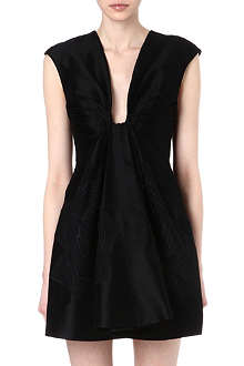 STELLA MCCARTNEY Capped sleeve dress