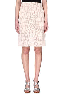 STELLA MCCARTNEY Organza skirt