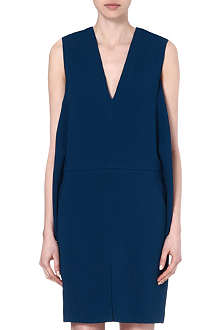 STELLA MCCARTNEY Cady split-back dress