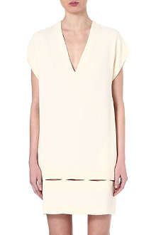 STELLA MCCARTNEY Split hem dress