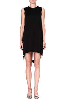 STELLA MCCARTNEY Ruffle-back dress