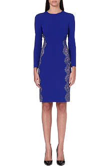 STELLA MCCARTNEY Lace insert dress