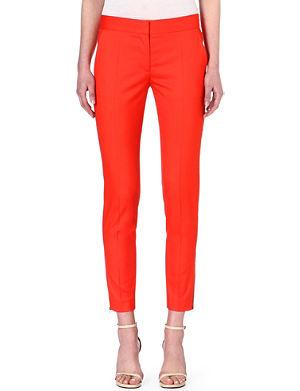 STELLA MCCARTNEY Vivianne wool trousers
