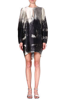 STELLA MCCARTNEY Silk tunic dress