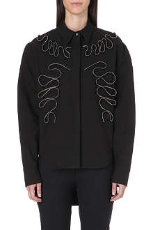 STELLA MCCARTNEY Zip shirt