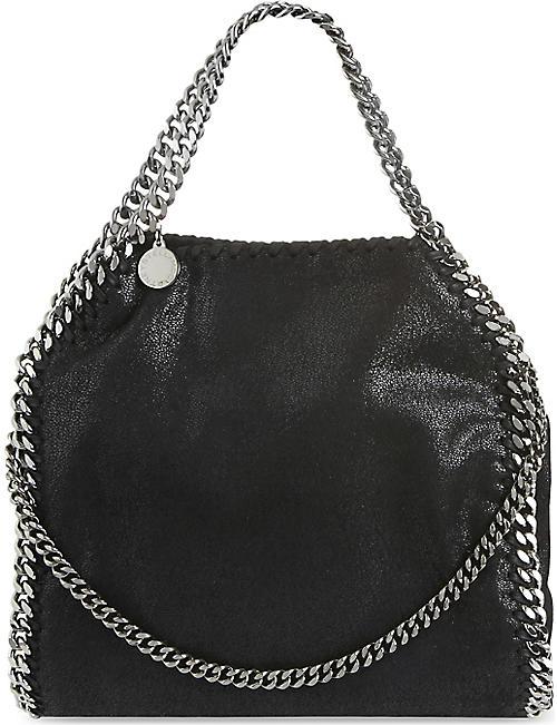 STELLA MCCARTNEY Falabella Faux Leather Tote Bag