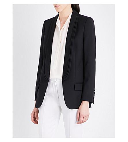STELLA MCCARTNEY Melissa layered wool jacket (Black