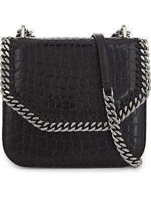 STELLA MCCARTNEY Falabella faux-leather cross-body bag