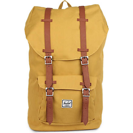 HERSCHEL Little America backpack (Butternut