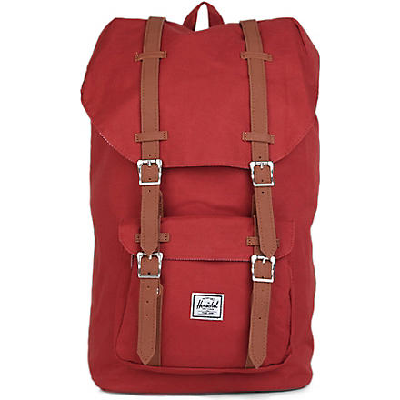 HERSCHEL Little America backpack (Rust