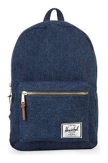 HERSCHEL Settlement denim backpack