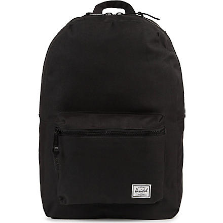 HERSCHEL Settlement backpack (Black