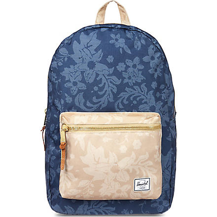 HERSCHEL Settlement backpack (Navy/khaki