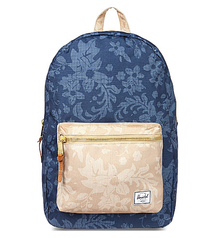 HERSCHEL Settlement backpack (Navy/khaki