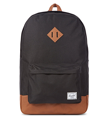 HERSCHEL Heritage 21l backpack (Black