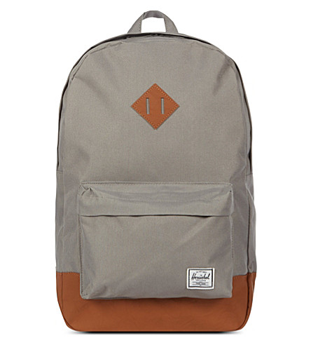 HERSCHEL SUPPLY CO Heritage 21l backpack (Grey