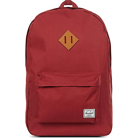 HERSCHEL Heritage 21l backpack (Burgundy