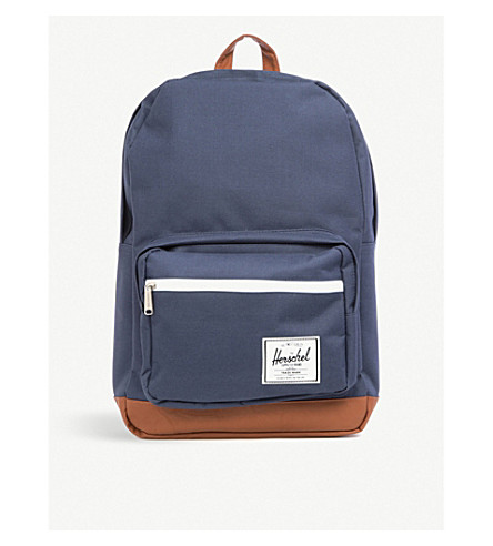 CO HERSCHEL Quiz SUPPLY Pop marino azul mochila R7CxB47wq