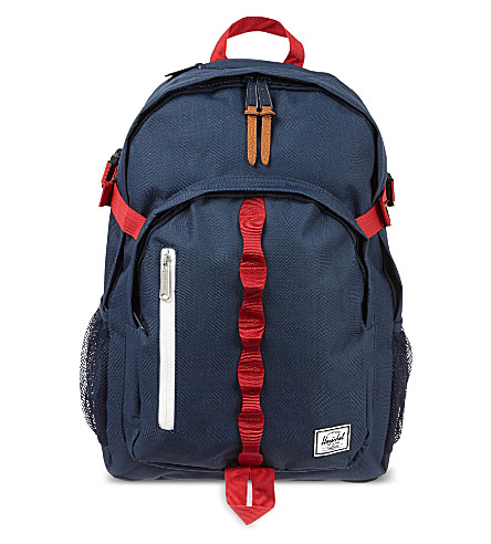 HERSCHEL Parkgate backpack (Navy/red