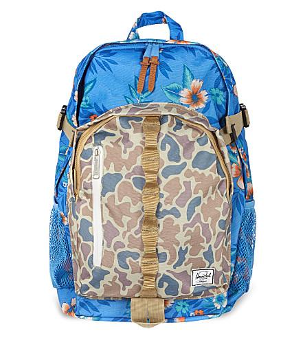 HERSCHEL Parkgate backpack (Paradise/duck camo