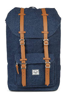 HERSCHEL Little America denim backpack