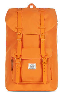 HERSCHEL Rubber Little America backpack