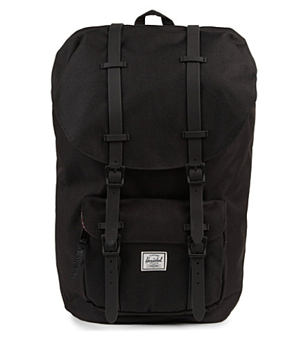 HERSCHEL Little America backpack (Black