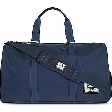 HERSCHEL Knitted novel holdall (Navy