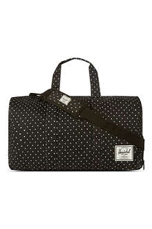 HERSCHEL Polka-dot Novel holdall