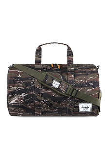 HERSCHEL Camouflage novel duffle bag