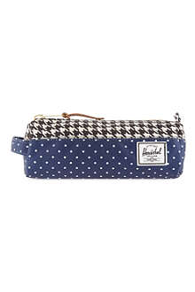 HERSCHEL Patterned settlement cosmetics case