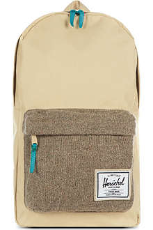 HERSCHEL Knitted Woodside backpack